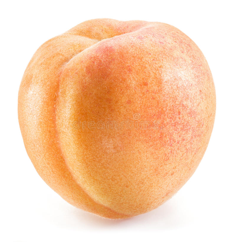 Aprikosfrukt royaltyfria foton