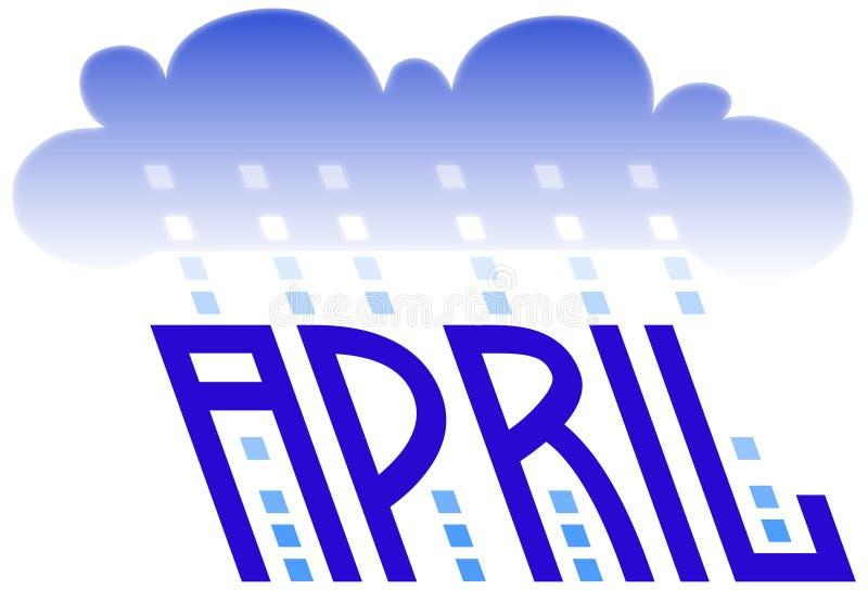 April Stock Photo