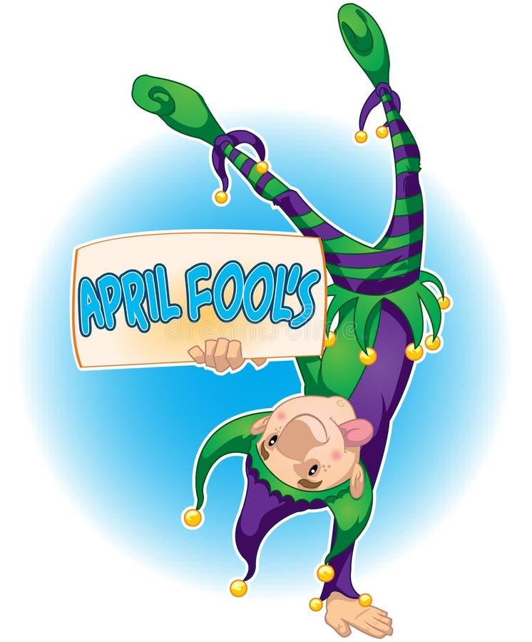 April Fools imagen de archivo libre de regalías