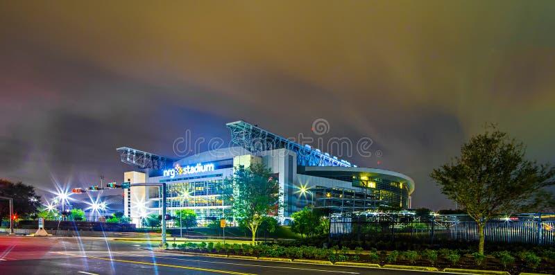 APRIL 2017 hOUSTON tEXAS -Houston Texas NRG Football Stadium stock photos