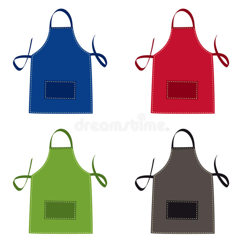 Free Apron Collection Stock Images - 20367384