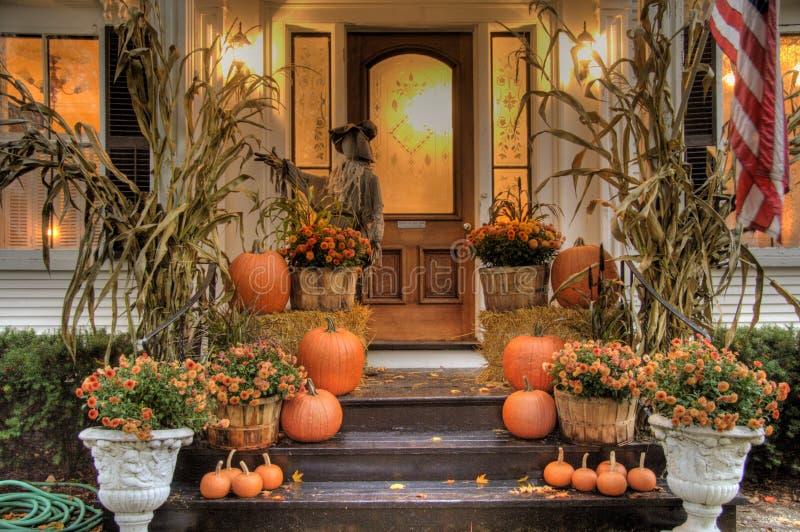 Apronte para Halloween fotografia de stock royalty free
