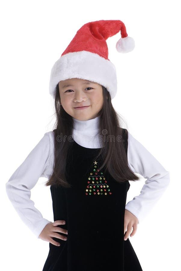 Apronte para o Natal fotografia de stock