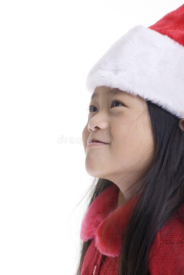 Apronte para o Natal imagens de stock