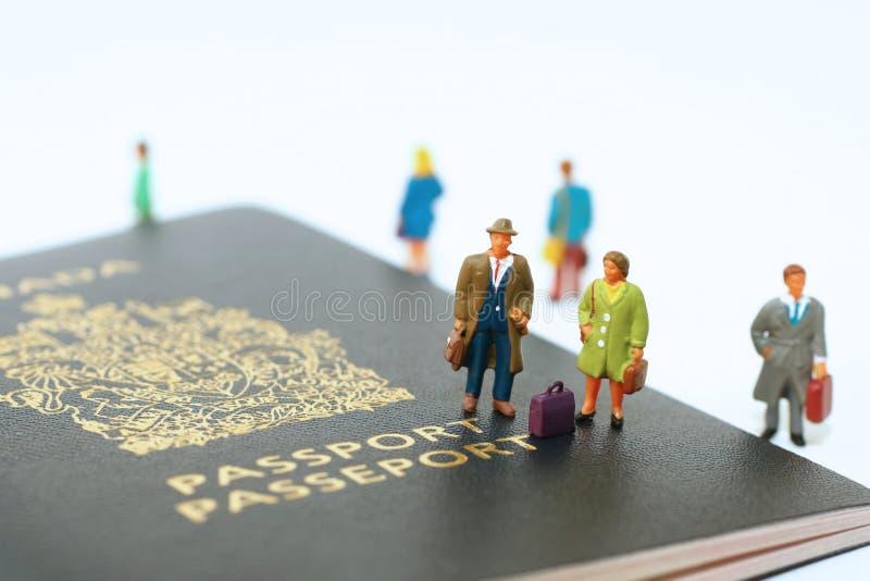 Apronte para viajar foto de stock royalty free