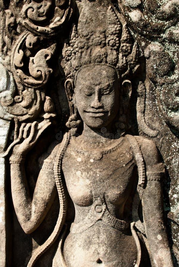 Apsara στοκ φωτογραφίες