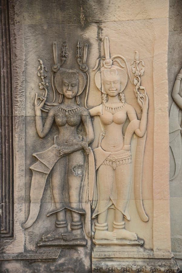 Apsara стоковое фото