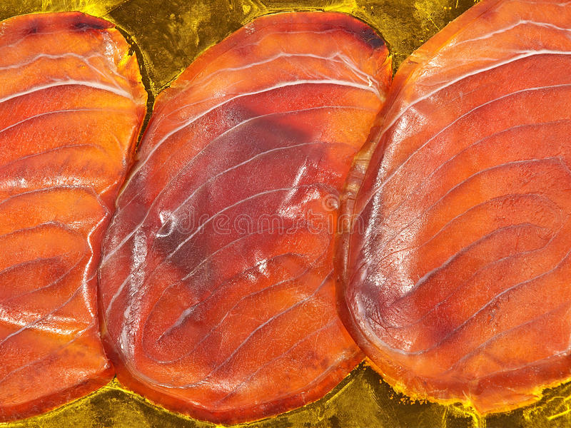 Aptitretande filé för blå marlin. arkivbild