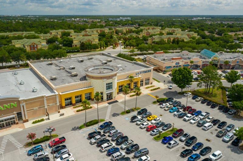Aptitud aérea Orlando FL del LA de la foto imágenes de archivo libres de regalías