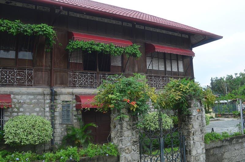 Apung Mamacalulu w Angeles mieście, Pampanga, Filipiny obrazy royalty free