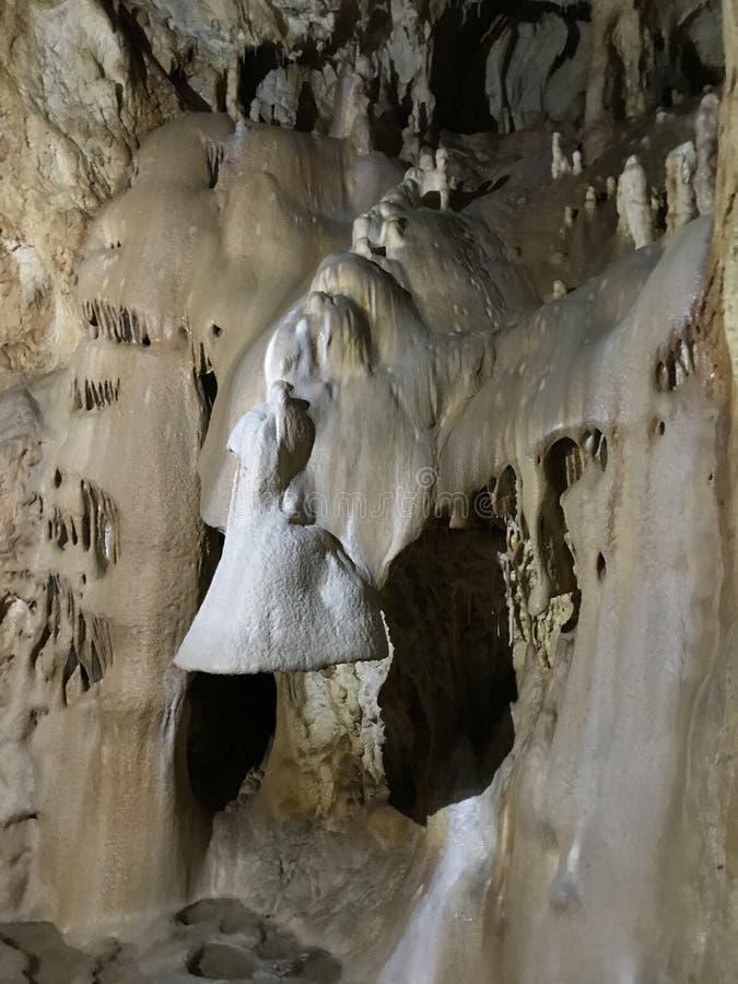 apuseni носит горы подземелья стоковое изображение rf