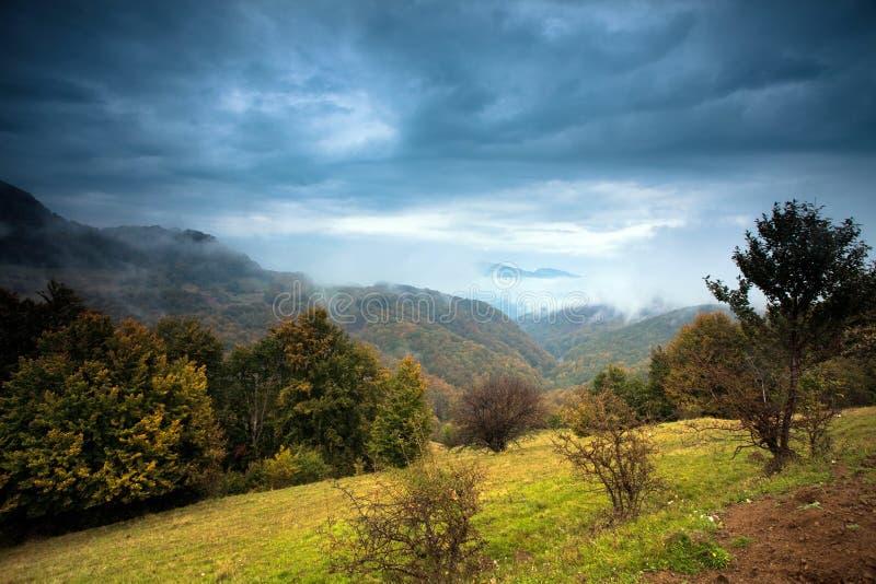 Apuseni Landschaft stockbilder