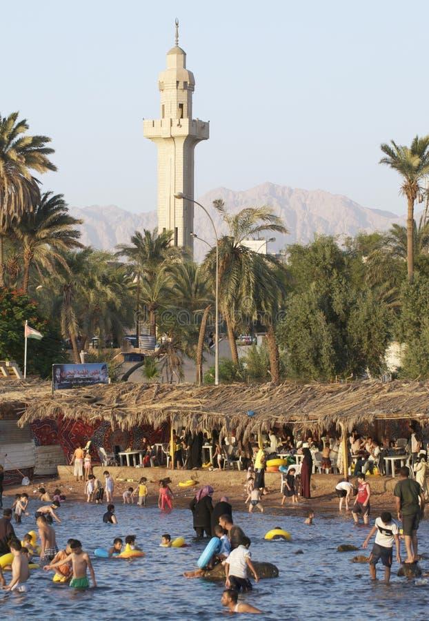 Aqaba Jordanie photos libres de droits