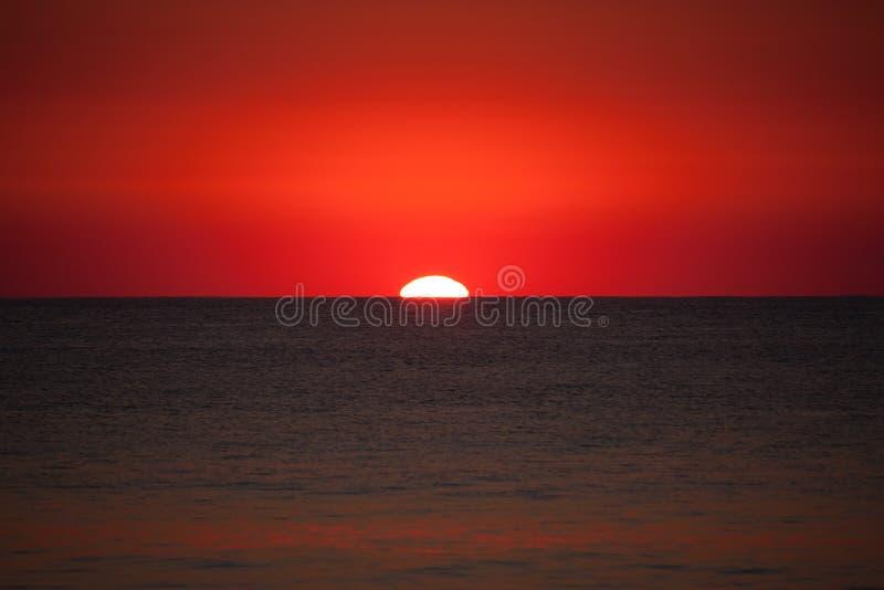 Aquí viene el Sun imagen de archivo