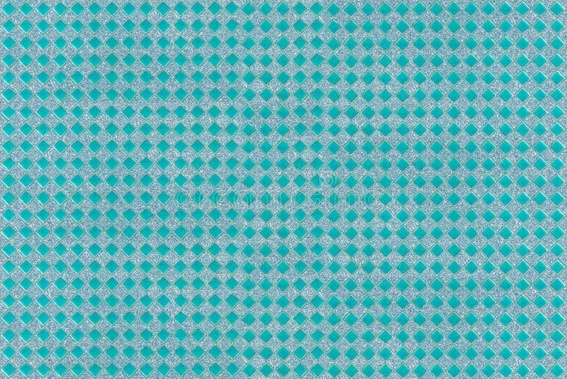 Aqua diamentu tło zdjęcie stock