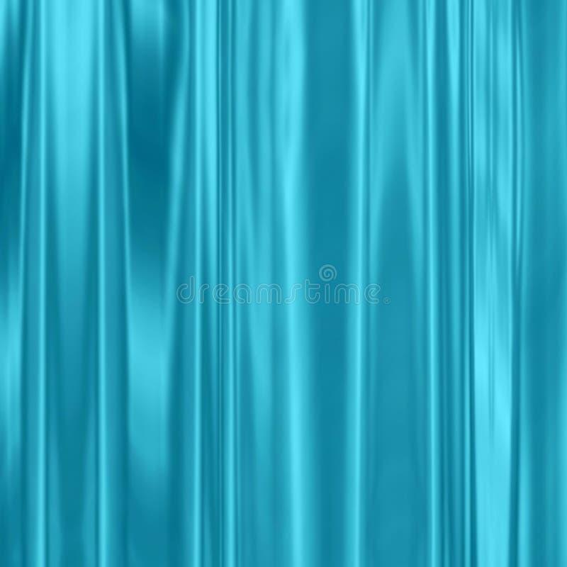 Aqua Silk. This beautiful aqua silk was created using Filter Forge royalty free illustration