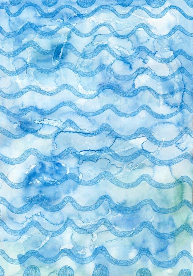 aquabakgrund royaltyfria foton