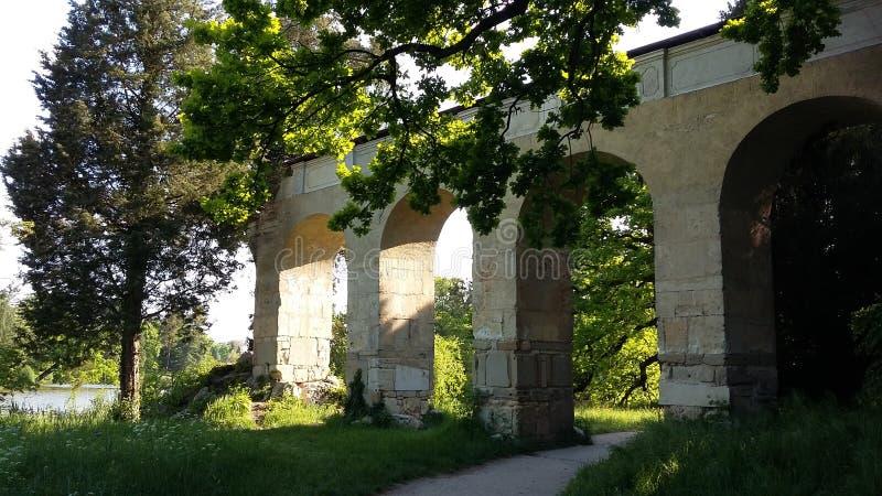 Aquaduct στοκ φωτογραφίες με δικαίωμα ελεύθερης χρήσης