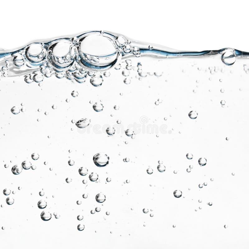 Aquakunst - angeredetes Konzept des Wassers abstrakte Hintergründe lizenzfreie stockfotos