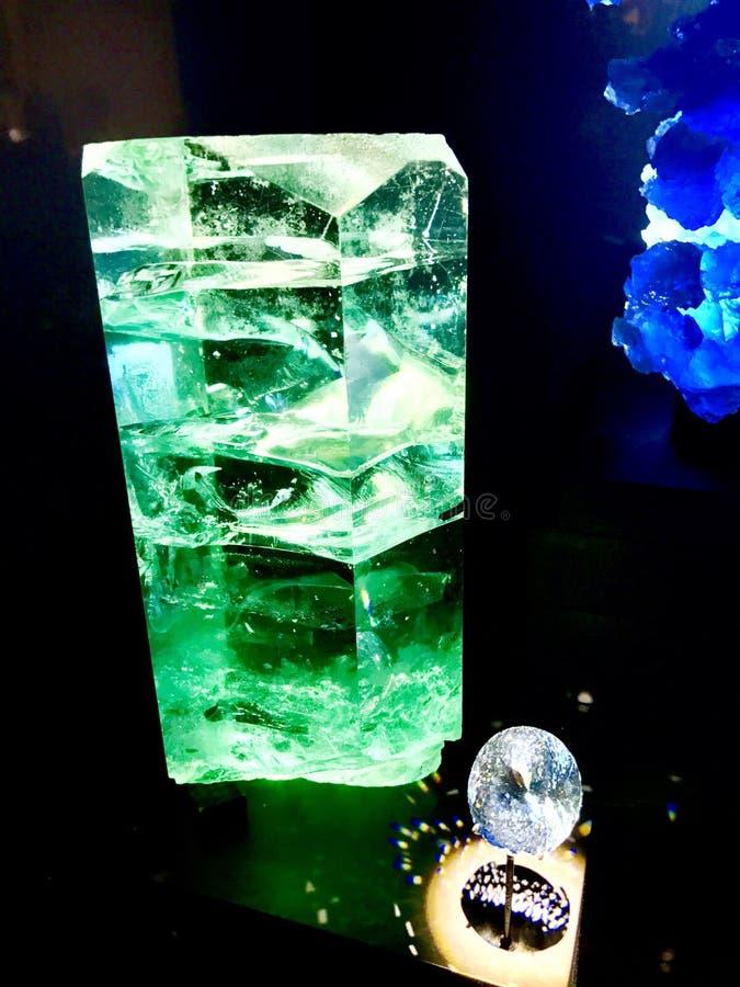 Aquamarine royalty free stock images