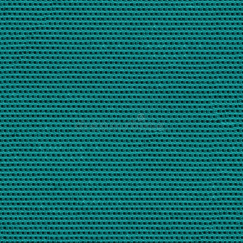 Aquamarine fabric seamless texture. Texture map for 3d and 2d royalty free illustration