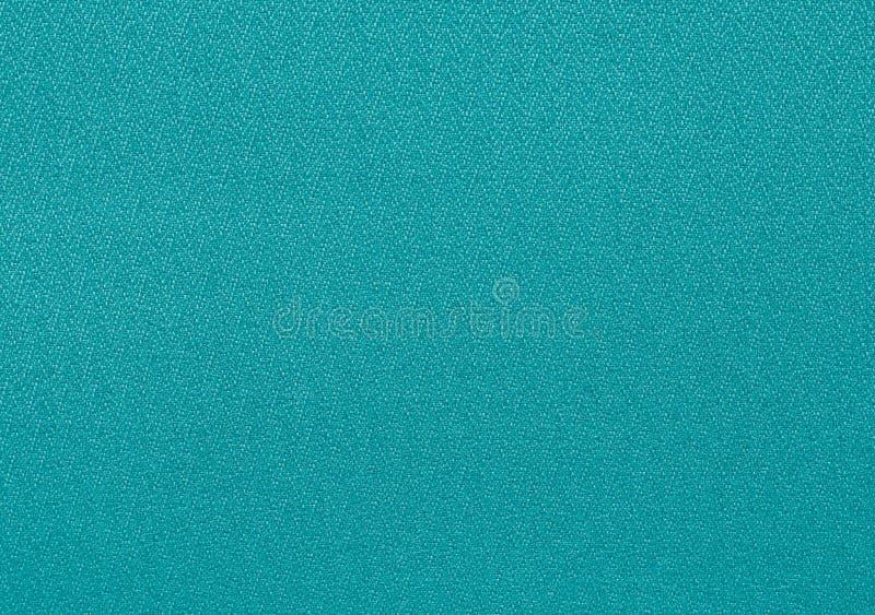 Aquamarines Farbgewebe für Hintergrund stockbild
