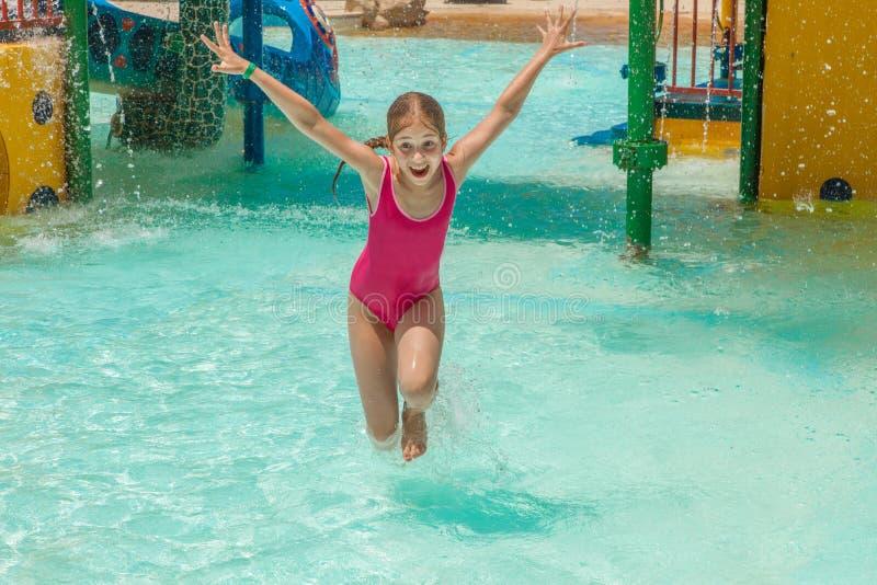 Aquapark Stock Photography