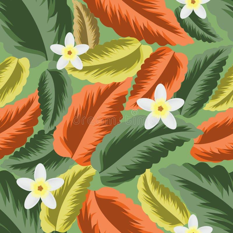 aquarelle florale pour épouser l'invitation illustration de vecteur