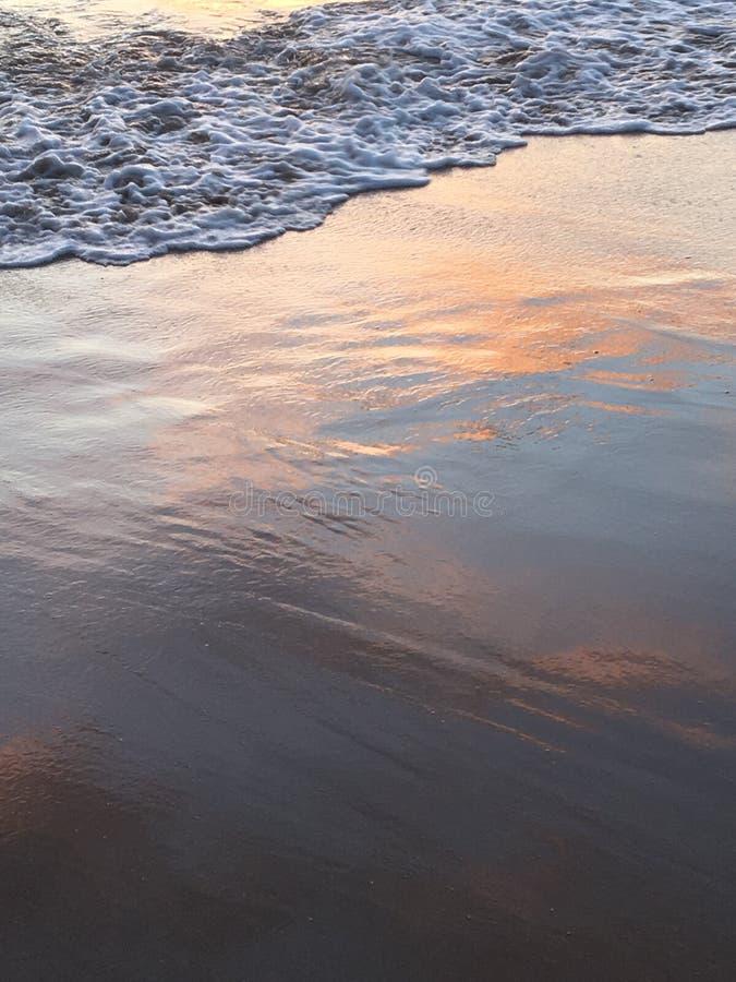 Aquarelles du ciel image stock