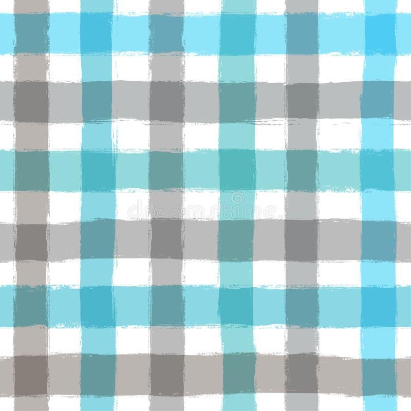 Aquarellfarbhintergrund mit einigen Streifen lizenzfreie abbildung