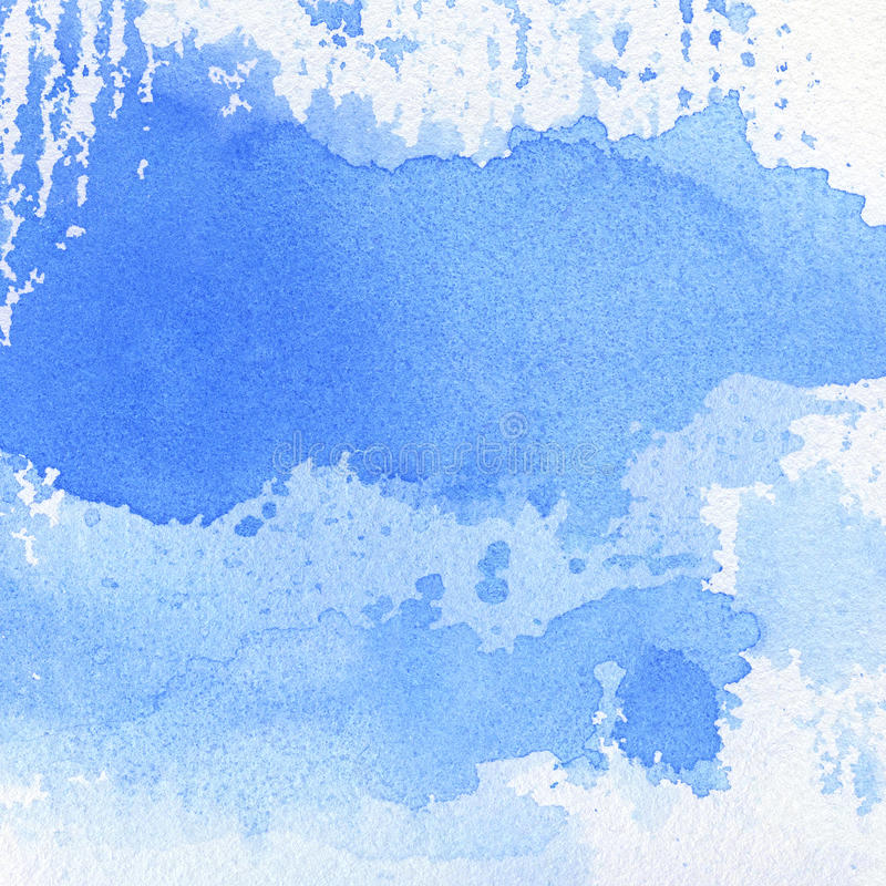 Aquarellhintergrund stockfoto