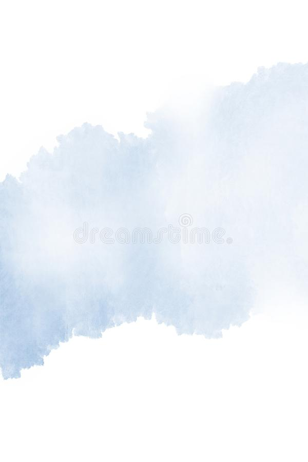 Aquarellhintergrundillustrator stockfoto