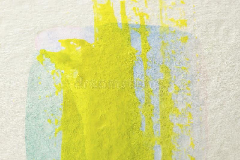Aquarellkunstschmutzbeschaffenheitshintergrund-Zusammenfassungshintergrund stockfotos