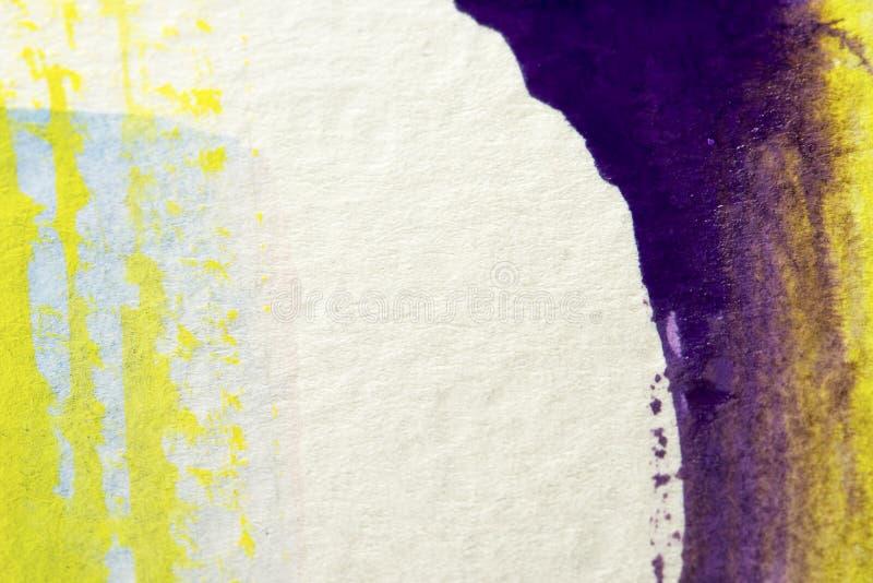 Aquarellkunstschmutzbeschaffenheitshintergrund-Zusammenfassungshintergrund stockfoto