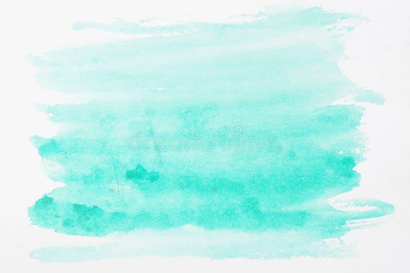 Aquarellpapier stockbild