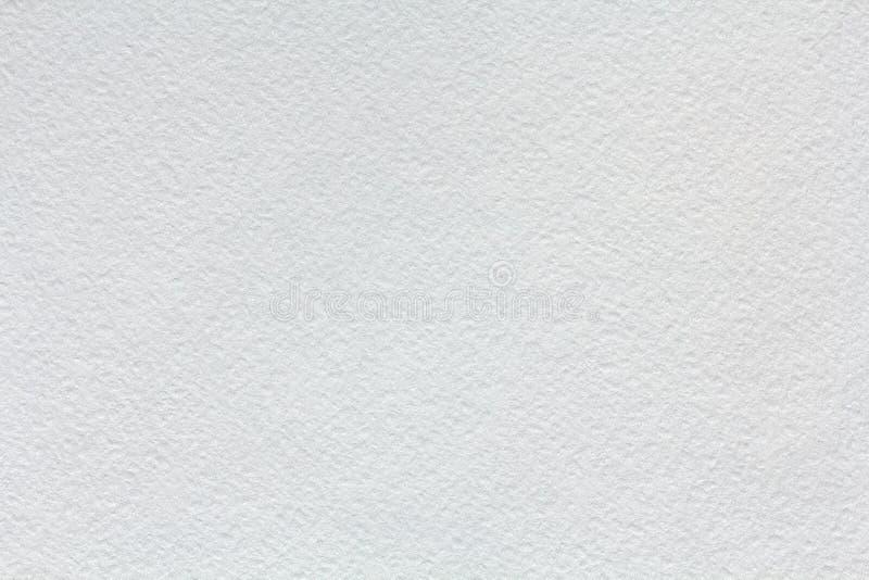 Aquarellpapierbeschaffenheit als Hintergrund lizenzfreies stockbild