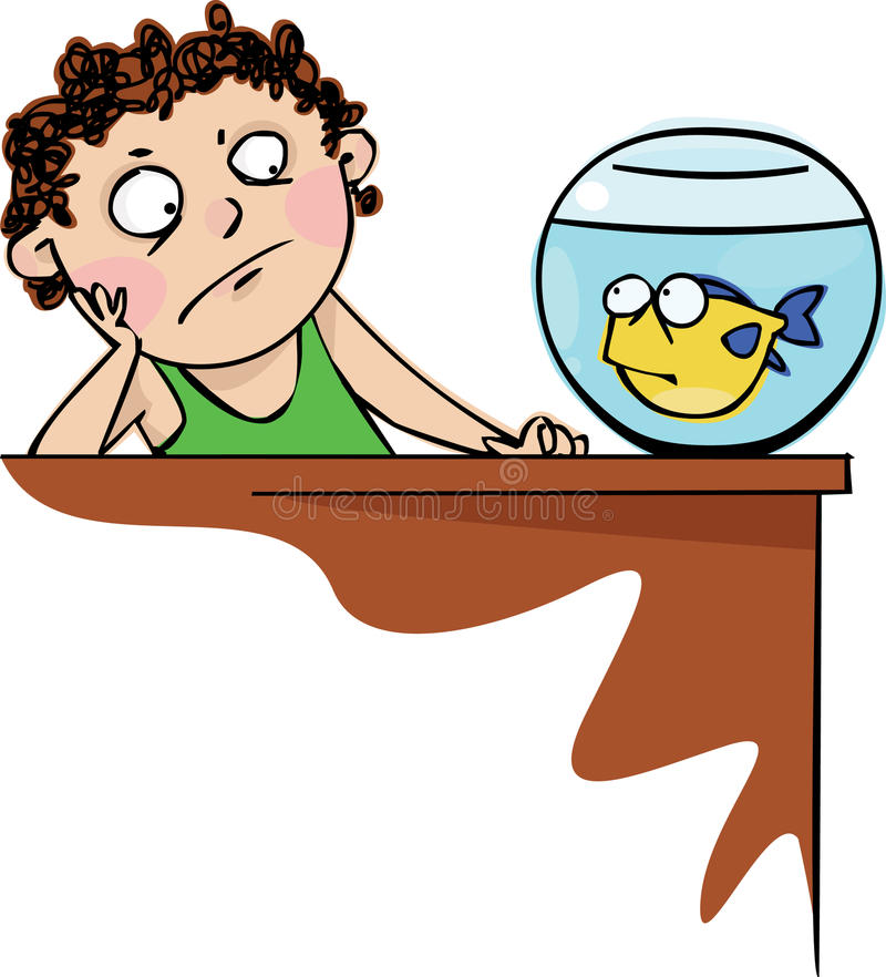 Download Aquarium stock illustration. Illustration of cartoon - 19171385