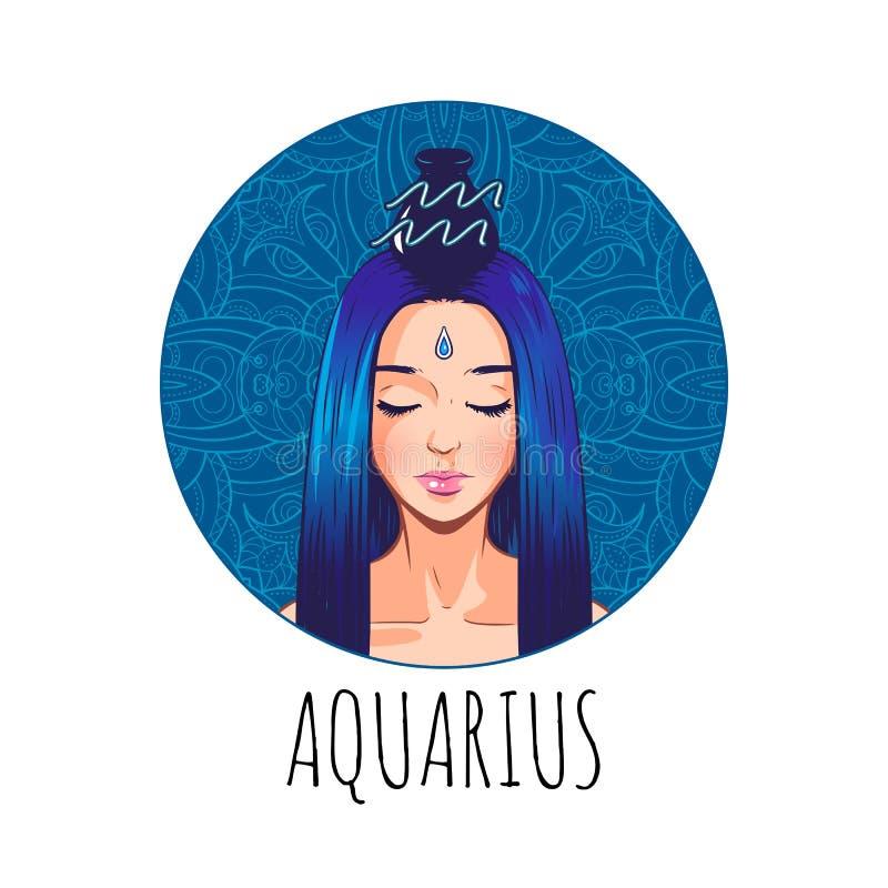 Aquarius Artwork Stock Illustrations – 341 Aquarius Artwork Stock  Illustrations, Vectors & Clipart - Dreamstime