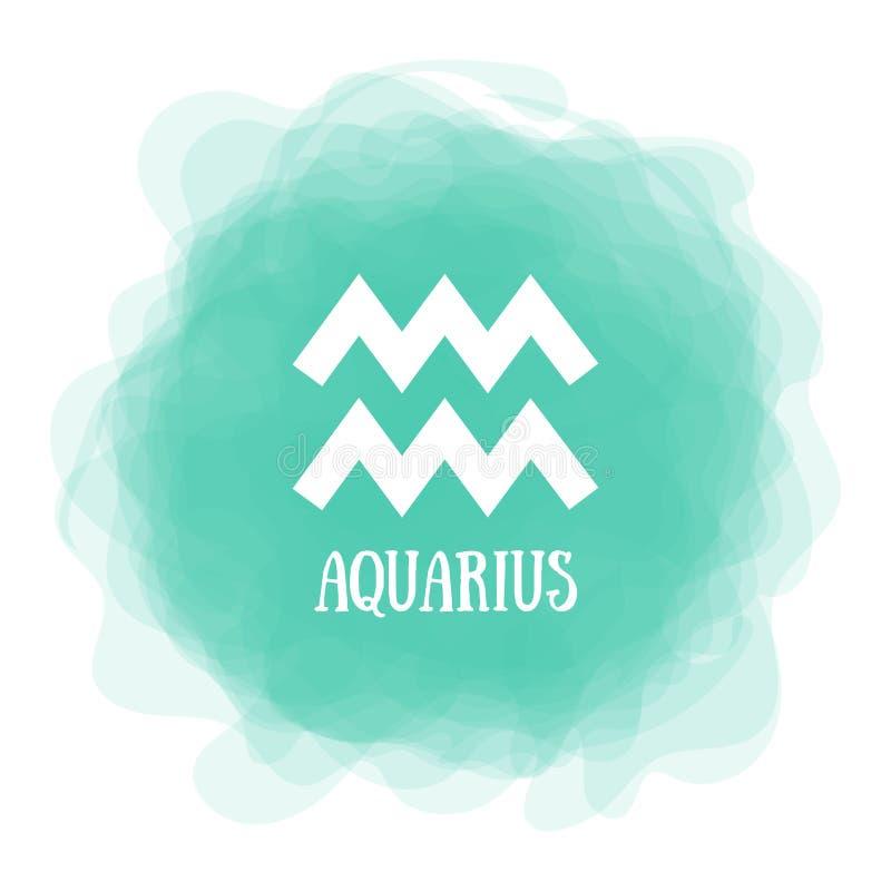 aquas grafika projekta znaka symboli/lów dwanaście różnorodny zodiak Astrologiczny kalendarz r Dymiący okrąg Kreskowy symbol ilustracji