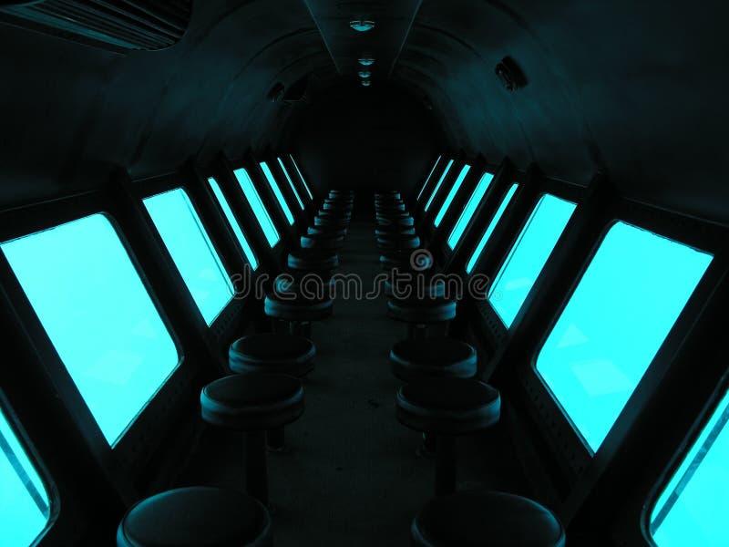 Aquascope stock afbeeldingen