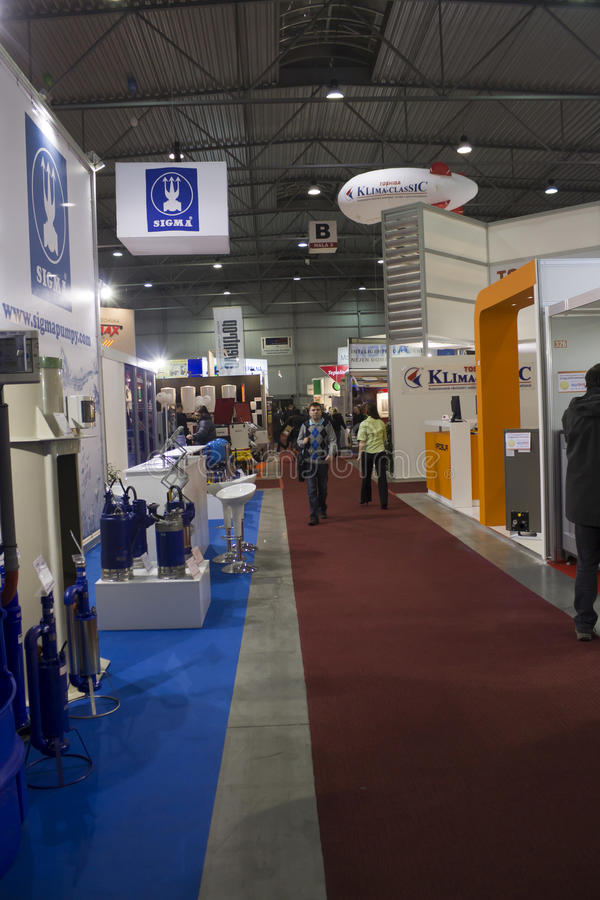 AquaTherm 2011 in Prague