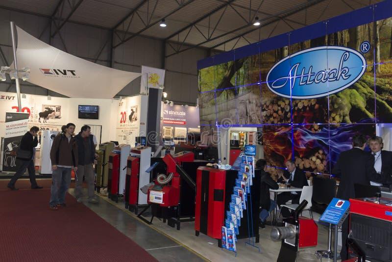 Download AquaTherm 2012 in Prague editorial image. Image of 2011 - 27858200