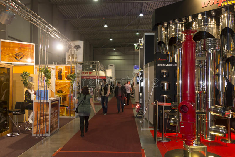 Download AquaTherm 2012 in Prague editorial stock photo. Image of measurement - 27858738