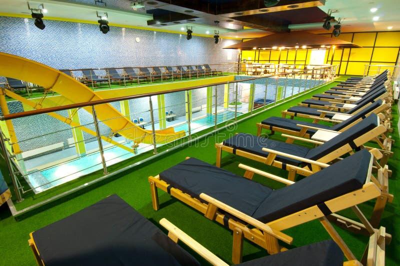 Download Aquatic center stock image. Image of space, interior - 22631571
