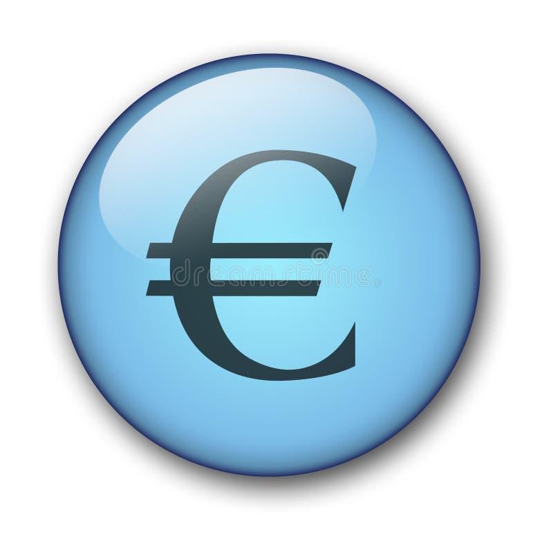 Aquaweb-Taste lizenzfreie abbildung