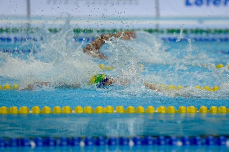 Rio Schwimmen