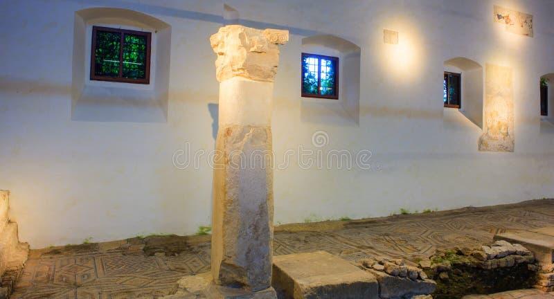 Aquileia National Archaeological Museum, Aquileia royalty free stock photo