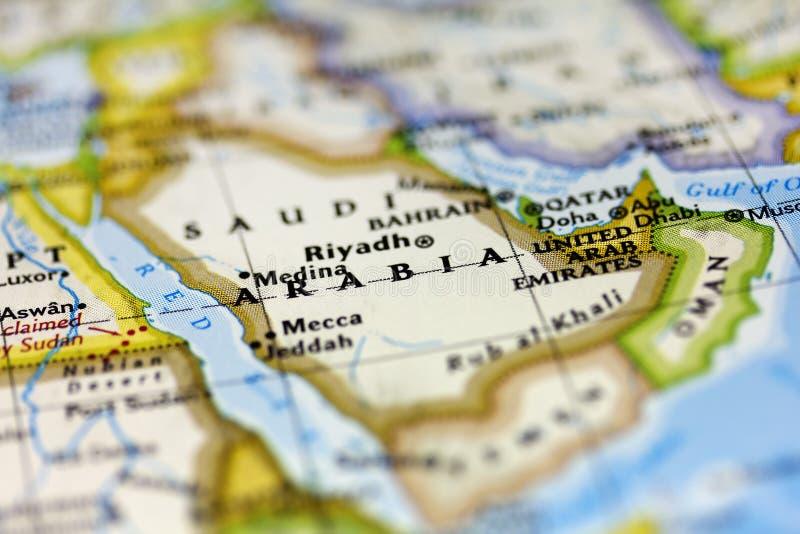 Arábia Saudita fotografia de stock royalty free