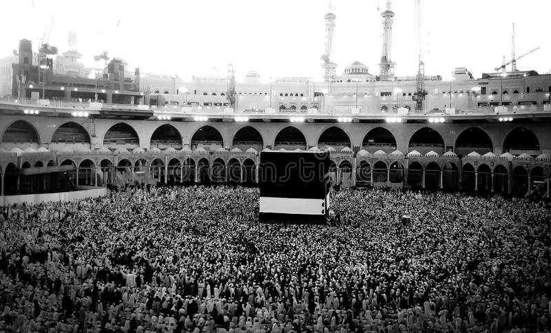 Arábia Saudita, emirado de árabe unido foto de stock royalty free