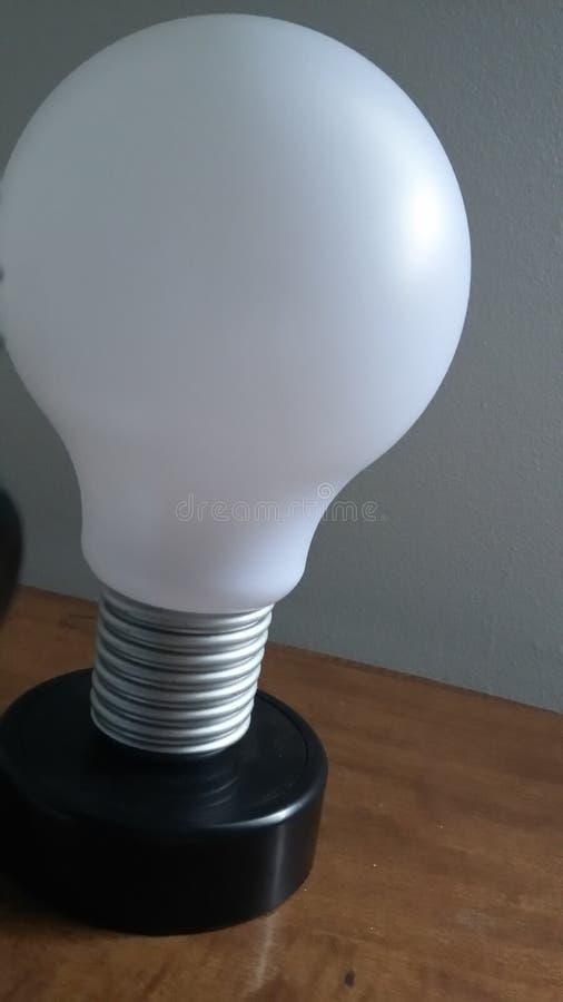 Żarówki lampa zdjęcie royalty free